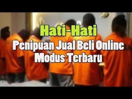 Tertipu Jual Beli Hp Online Jurnalis Media Online Jadi Korban